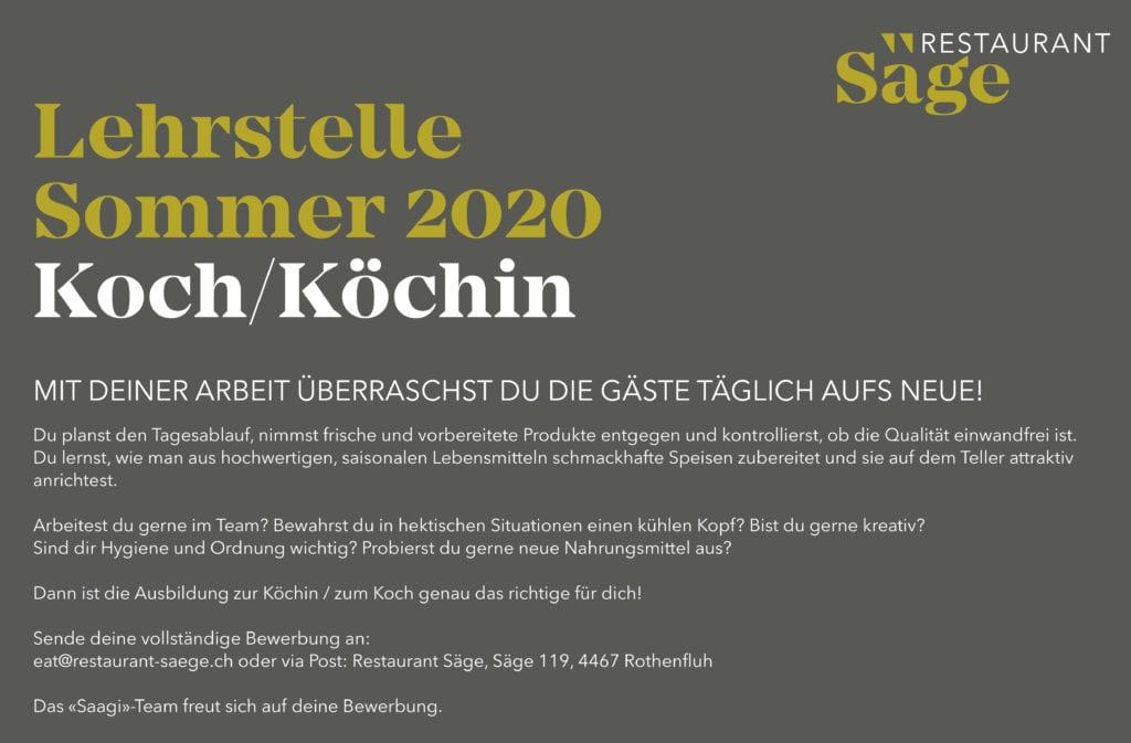 Rest Saege News Lehrstelle Koch 2020 1