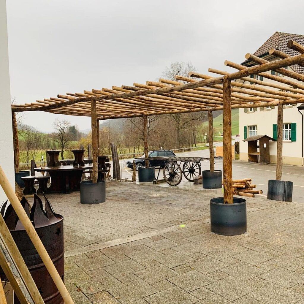 Restaurant Säge - Umbau 2